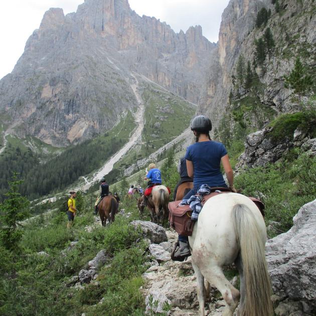 Viaggio sulle Dolomiti