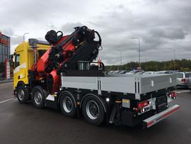 Scania + Palfinger PK.165.002