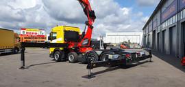 Scania + Palfinger PK.135.002