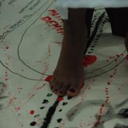Meu Corpo é Meu Protesto - Foto: Clara Blume - 2009