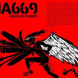 Cartaz do filme por Carlos D. (Batman Pobre)