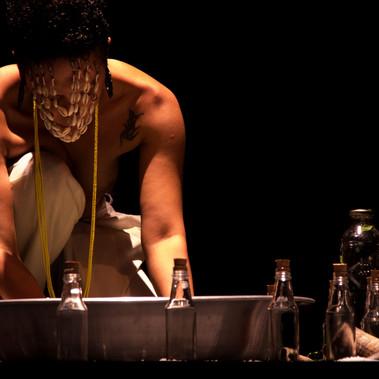Foto: Verônica Pereira - Flexões da Arte Performática/SP