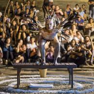 A Sagração de Urubutsin - Foto: Jesus Chuseto - Praça Nauro Machado/MA - 2014