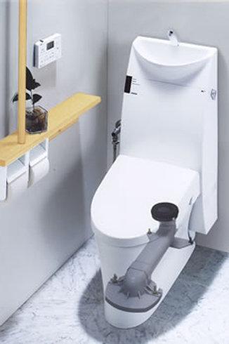 洋式便器の交換作業費(床排水)