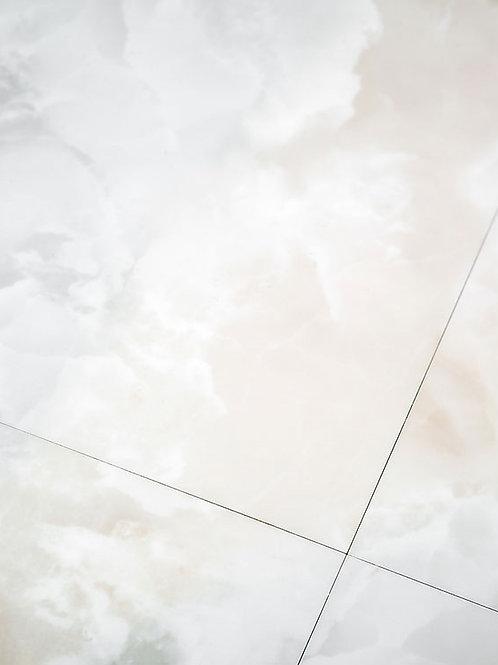 床 フロアタイルの貼替