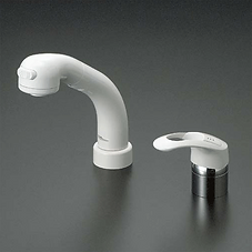 洗面所 シャワー引き出しタイプ シングルレバー