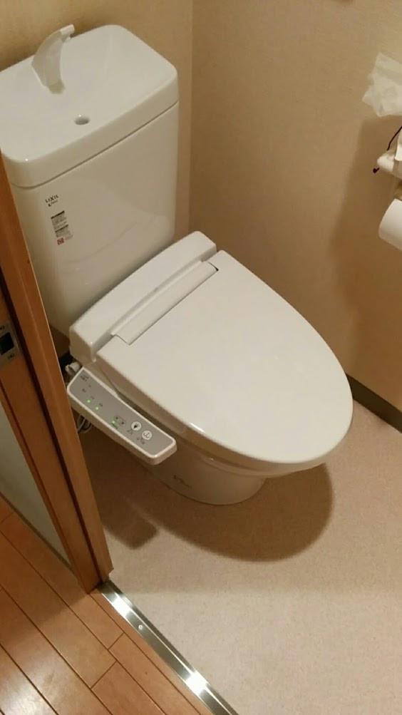 大阪市 F様邸 トイレ改装工事 完成