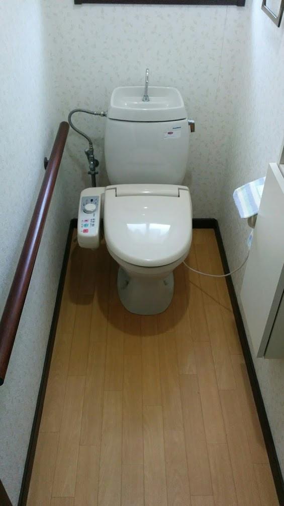 神戸市北区U様邸 アメージュZ(120)取替工事