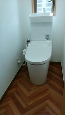 堺市O様邸 1F トイレ改装工事