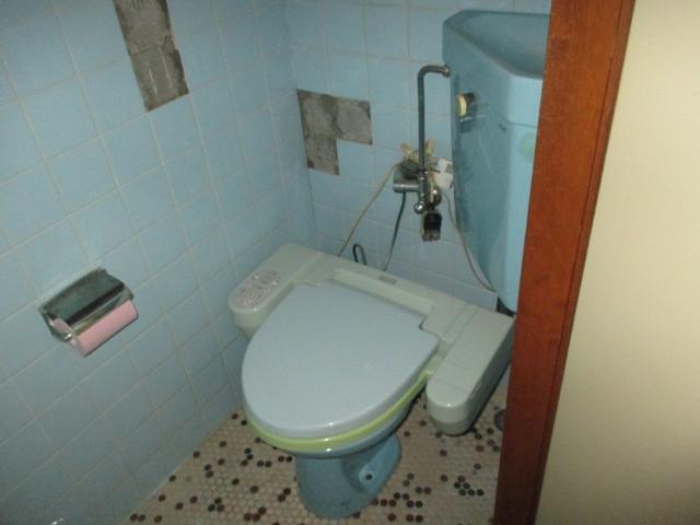 神戸市 洋式トイレの交換