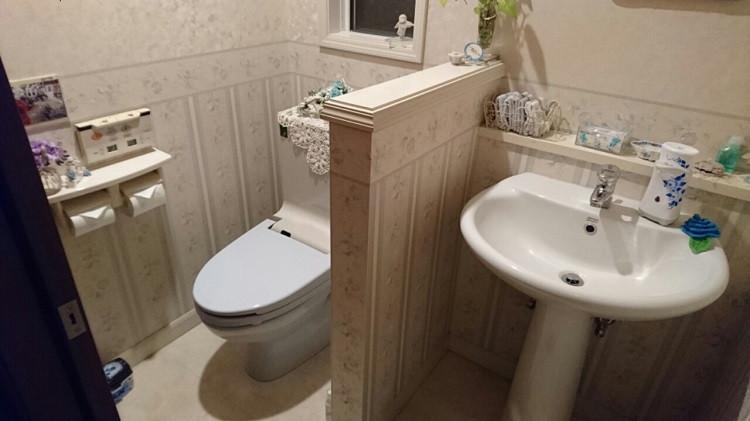 姫路市 トイレ改装 便器交換 施工前