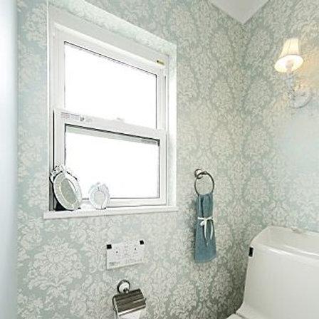 トイレ壁紙(クロス)の張替え