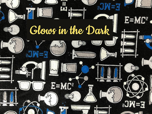 MASK (Glow in the Dark Scientist)
