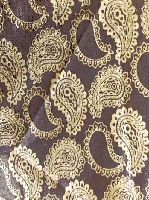 MASK (Brown Paisley)