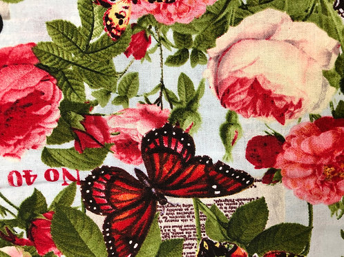 MASK (Butterfly Floral)