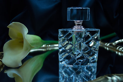 Perfume Decanter - Beveled