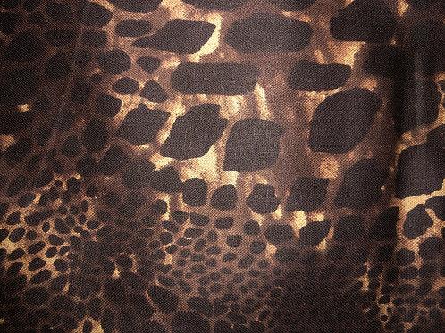 MASK (Dark Leopard!)