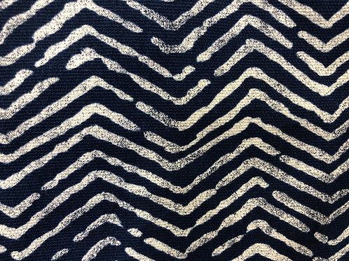 MASK (Zigzag Blue)