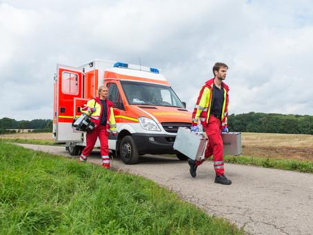Notarzt / Arzt in Rufbereitschaft: Regelfahrverbot bei Geschwindigkeitsverstoß?
