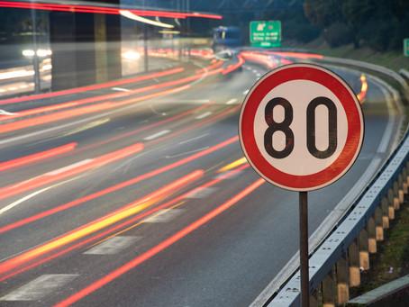 Erhöhung der Geldbuße bei Übersehen mehrerer hintereinander aufgestellter Verkehrszeichen?