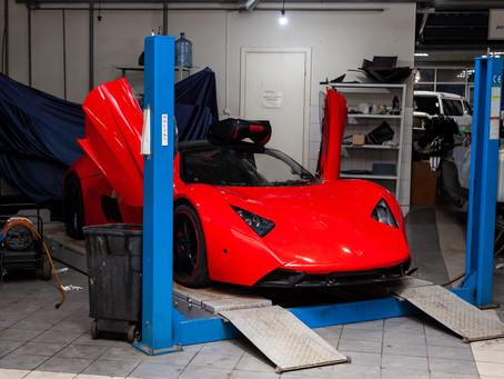 Unfall mit Ferrari: Erstattung von Mietwagenkosten für einen Lamborghini unverhältnismäßig?