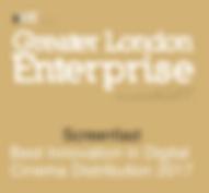 Greater London Enterprise Award for Screenfast