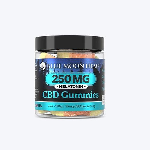 250mg CBD Melatonin Gummies