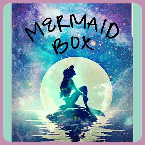 Mermaid Jewelry Box!