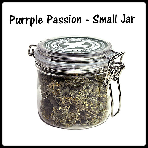 Purrple Passion Small Jar