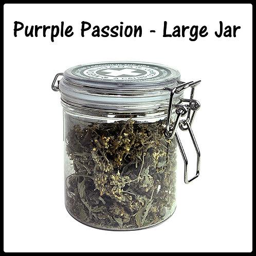 Purrple Passion Large Jar