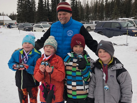 How to be the Best Ski Racing Parent Possible