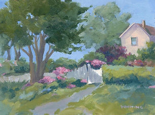 Lynne Whiting, Robertson In the Village