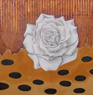 Diza Hope,  White Rose