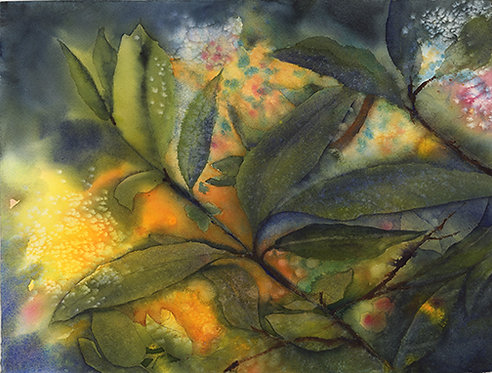 Ann Maglinte, Bay Tree Leaves