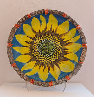 ILeya Stewart   Sunflower