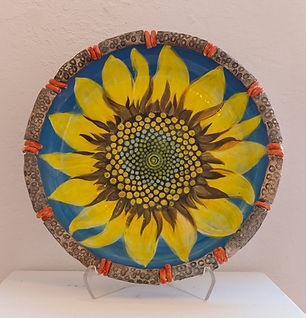 ILeya Stewart   Sunflower