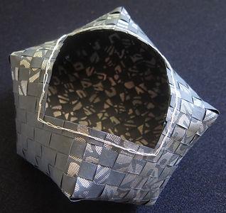 Ursula Partch,  Plaited Nest