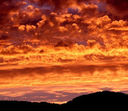 Dorothy Asbury, Magic Sunset