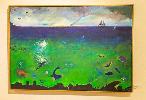 Peter Onstad,  Fish School