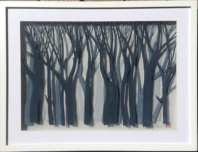 David Weitzman, Woodland Mists
