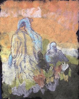 Ursula Partch, The Messenger