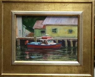 Tom Zephyrs, Noyo Fishing Boat