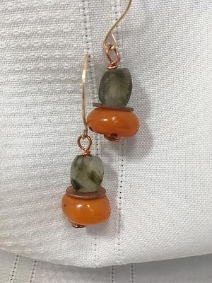 Nancy Finn, Earrings