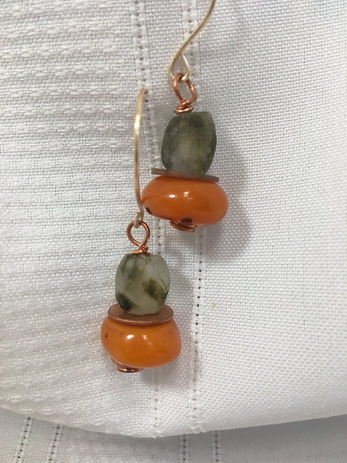 Nancy Finn, Earrings