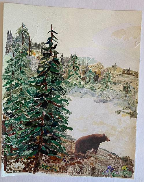 Bobbie Yokum, Covelo Bear