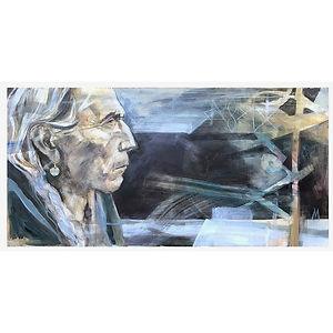 Marjo Wilson, PRAYER (Native Man)