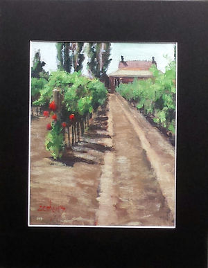 Tom Zephyrs,  Vine Rows