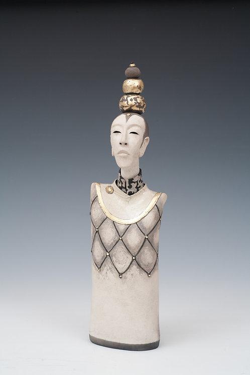 Gail Rushmore, White Tara