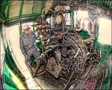 Steve Eberhard, Roots Engine No. 7
