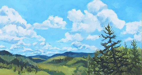 Laura Corben, Cloud Shadows